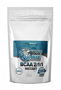 BCAA 2:1:1 Instant od Muscle Mode 250 g Neutrál