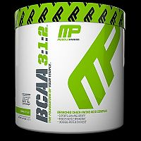 BCAA 3:1:2 Powder od Muscle Pharm 216 g (30 dávok) Blue Raspberry