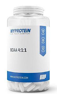 BCAA 4:1:1 tabletové - MyProtein 120 tbl.