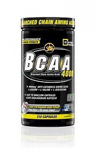 BCAA 4000 - All Stars 210 kaps