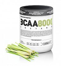 BCAA 8000 - Sizeandsymmetry 300 g Ginger-Lemongrass