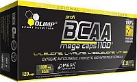 BCAA Mega Caps 1100 - Olimp 120 kaps.