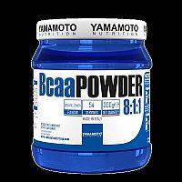 BCAA Powder 8:1:1 - Yamamoto 300 g Orange-Lemon