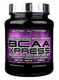 BCAA Xpress s príchuťou - Scitec Nutrition 700 g Blood Orange