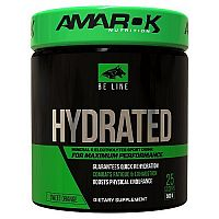 Be Line Hydrated - Amarok Nutrition 500 g Orange