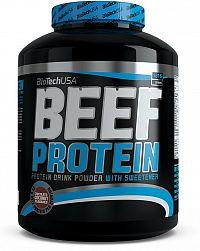 Beef Protein - Biotech USA 500 g sáčok Vanilka+škorica