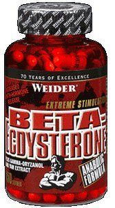 Beta-Ecdysterone - Weider 150 kaps.