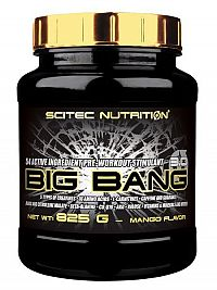 Big Bang 3.0 od Scitec Nutrition 825 g Mango