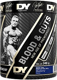 Blood & Guts - DY Nutrition  340 g Blueberry