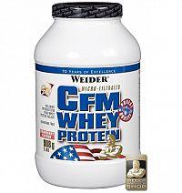 CFM Whey Protein - Weider 908 g Čokoláda