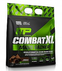 Combat XL Mass Gainer - Muscle Pharm 5440 g Vanilla