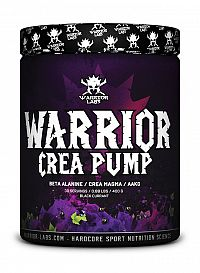 Crea Pump - Warrior Labs 400 g Raspberry