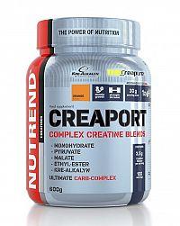 Creaport od Nutrend 600 g Pomaranč