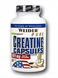 Creatine Capsules - Weider 200 kaps.