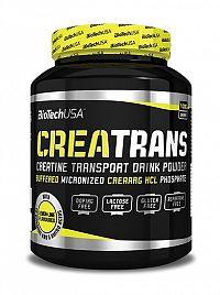 CreaTrans od Biotech USA 1000 g Citrón+Limetka