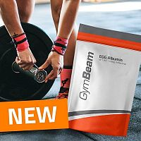 Egg Albumin - GymBeam  1000 g Neutral