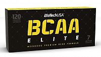 Elite BCAA - Biotech USA 120 kaps.