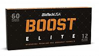 Elite Boost - Biotech USA 60 kaps.