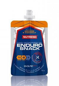 Endurosnack od Nutrend 75 g sáčok Marhuľa