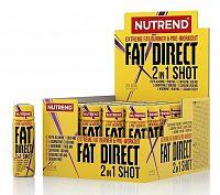 Fat Direct 2in1 Shot - Nutrend 20 x 60 ml.