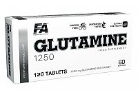 Glutamine 1250 od Fitness Authority 120 tbl.