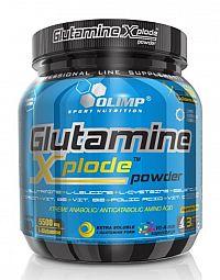 Glutamine Xplode - Olimp 500 g Citrón