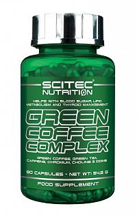 Green Coffee Complex - Scitec Nutrition 90 kaps.