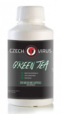 Green Tea - Czech Virus  100 kaps.