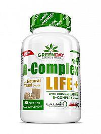 GreenDay B-Complex LIFE - Amix 60 kaps.