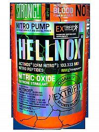 Hellnox NO Extreme Stimulant - Extrifit 620 g Pomaranč