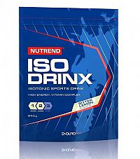Isodrinx od Nutrend 420 g Zelené jablko