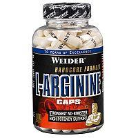 L-Arginine - Weider 200 kaps.