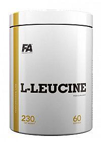 L-Leucine - Fitness Authority 230 g Grapefruit+Mint