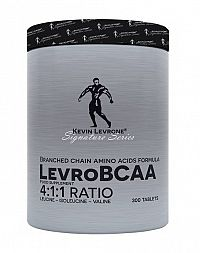 Levro BCAA 4:1:1 Ratio - Kevin Levrone 300 tbl.