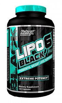 Lipo 6 Black Hers od Nutrex 120 kaps.