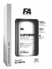 LipoBurn od Fitness Authority 60 kaps.