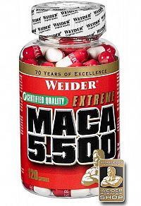 Maca 5.500 - Weider 120 kaps.