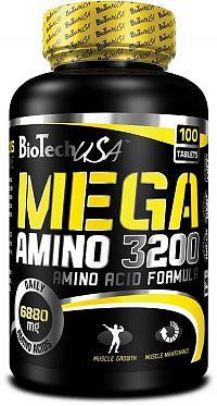 Mega Amino 3200 - Biotech USA 300 tbl