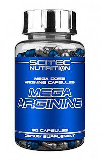 Mega Arginine - Scitec Nutrition 90 kaps.