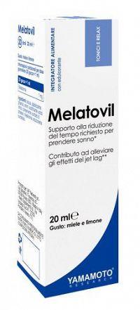 Melatovil - Yamamoto  20 ml. Honey-Lemon
