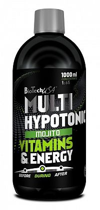 Multi Hypotonic 1:65 - Biotech USA 1000 ml. Grep