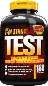 Mutant Test - PVL 180 kaps.
