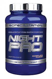 Night Pro - Scitec Nutrition 900 g Jahoda