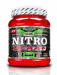 Nitro BCAA Plus - Amix 500 g Green Apple