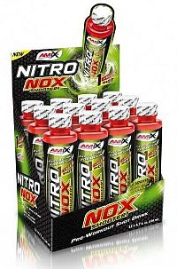 Nitro NOX Shooter - Amix 12 x 140 ml. Blue Grapes