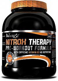 NitroX Therapy - Biotech USA 340 g Broskyňa