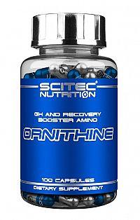 Ornithine - Scitec Nutrition 100 kaps