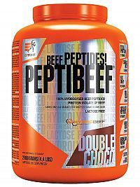 PeptiBeef - Extrifit  2000 g Double Choco