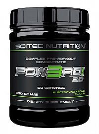 Pow3rd! 2.0 - Scitec Nutrition 350 g Čerešňa