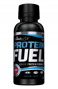Protein Fuel - Biotech USA 1 ks/50 ml Malina